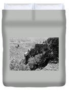 View From Grand Canyon Village Duvet Cover