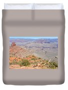 View From The South Kaibab Trail II Duvet Cover