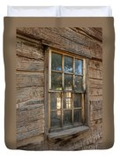 View To The Past Duvet Cover
