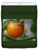 Vine Ripe Tomato Duvet Cover