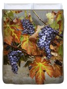 Vineyard Splendor Duvet Cover