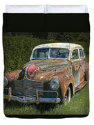 Vintage Automobile No.0488 Duvet Cover