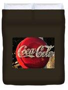 Vintage Coke Duvet Cover