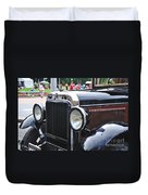 Vintage Dodge - Circa 1930's Duvet Cover