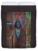 Vintage Door Knob Duvet Cover