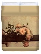 Vintage Roses Duvet Cover