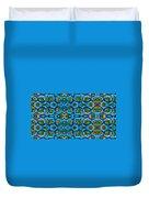 Vital Network I Design Duvet Cover