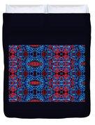 Vital Network II Design Large Duvet Cover