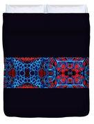 Vital Network II Design Duvet Cover