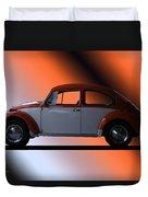 Volkswagon Bug Duvet Cover