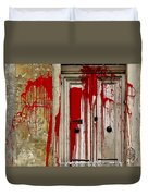 Voodoo Duvet Cover by Christo Christov