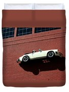 Vroom Duvet Cover