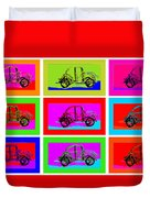 Vw Beatle 1b Duvet Cover