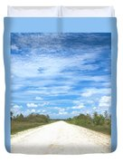 Wagon Wheel Road - 4 Duvet Cover