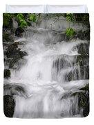 Wahkeena Falls Two Duvet Cover