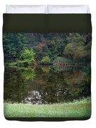 Walden Pond 1 Duvet Cover