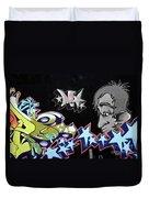 Wall Art 1 Duvet Cover