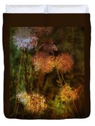 Wallflowers Of Dance  Duvet Cover