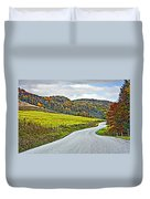 Wandering In West Virginia Duvet Cover