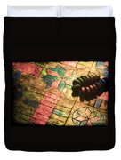 War Games Duvet Cover