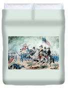 War Of 1812 Battle Of New Orleans 1815 Duvet Cover