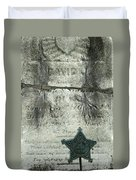 War Of 1812 Veteran Duvet Cover