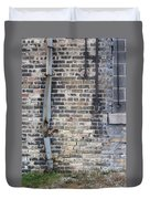 Warehouse Drain Pipe 1 Duvet Cover