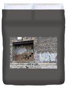 Warehouse Grafitti 2 Duvet Cover