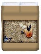 Washed Up Duvet Cover by Lisa Knechtel