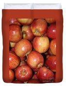 Washington Apples Duvet Cover