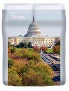 Washington2 Duvet Cover