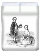 Washingtons Stepchildren Duvet Cover