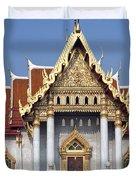 Wat Benchamabophit Ubosot Dthb180 Duvet Cover