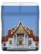 Wat Benchamabophit Ubosot Dthb279 Duvet Cover