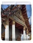 Wat Intarawiharn Ubosot Dthb1277 Duvet Cover