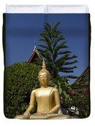 Wat Mai Buddha II Duvet Cover