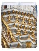 Wat Phitchaya Yatikaram Central Prang Dthb1191 Duvet Cover