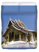 Wat Sen II Duvet Cover