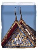 Wat Thewarat Kunchorn Gable Dthb286 Duvet Cover