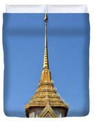 Wat Traimit Phra Maha Mondop Of The Golden Buddha Dthb956 Duvet Cover