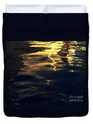 Water And Light Duvet Cover