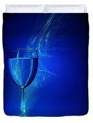 Water And Light Duvet Cover by Mark Fuller