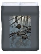 Water And Woods Duvet Cover