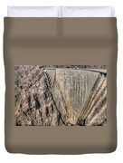 Water Dam Duvet Cover