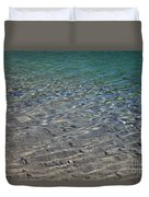 Water Depths Marine Duvet Cover