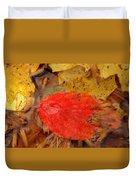 Water Gilded Duvet Cover