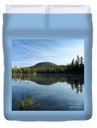 Water Grass Duvet Cover