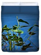 Water Lilies No.098 Duvet Cover