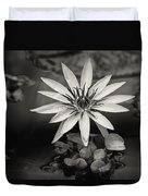 Water-lily  Duvet Cover
