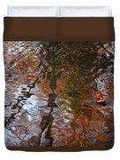 Water Serenade Duvet Cover